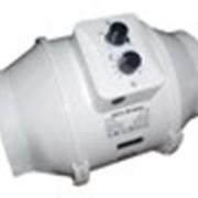 Вентилятор канальний Вентс ТТ 125 У с электронным модулем температуры и скорости фото
