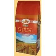 Мука пшеничная Заря бумажный пакет 1 кг фото