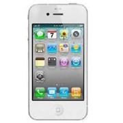 Коммуникатор Apple iPhone 4 16Gb white фото