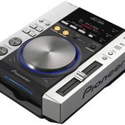 Одиночный CD/MP3-проигрыватель Pioneer CDJ-200 фото