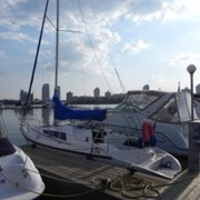 Килевая яхта TANGO 780 FAMILY фото