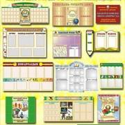 Информационные стенды для школ, компаний фото