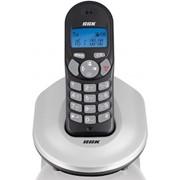 Радиотелефон BBK BKD-810 серебро с черным фото