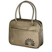 Сумка Herlitz be.bag FASHION Metallic золото размеры 11.5х39х28 фото