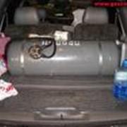 Установка газобалонного оборудования фото