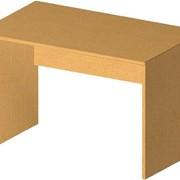 Офисная мебель.Стол прямой. всегда в наличии. фото