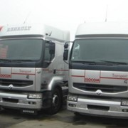 Автомобильные перевозки грузов фото