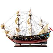 Модель парусника Prins Willim, Голландия фото