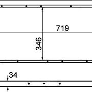 Радиатор охлаждения VW Transporter IV / T4 (1990-2003) - D7W003TT / NRF 509514 / NIS 65273A фото