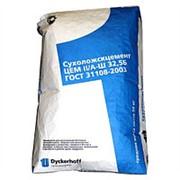 Цемент Сухоложский ЦЕМ II/А-Ш 32,5Б (ПЦ-400 Д20) 50кг фото