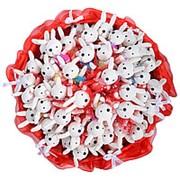 Букет из мягких игрушек R029 фото