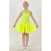 Платье танцевальное П1582 фото