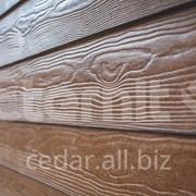 Цвета фиброцементного сайдинга Cedral фото
