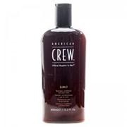 American Crew American Crew Шампунь, кондиционер и гель для душа 3-в-1 (Hair and Body Care) 7240529000 450 мл фото