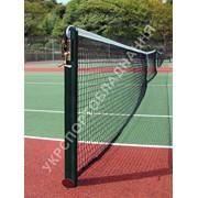 Стойка теннисная. Оборудование для открытых спортивных площадок фото