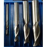 Фрезы шпоночные твердосплавные монолитные ВК8 Т5К10 фото