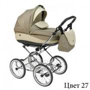 Детская классическая коляска 2 в 1 Roan Emma 27 - Роан Эмма 27 (1101-0129) фото