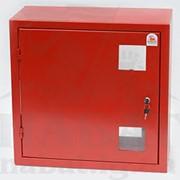 Шкаф для пожарного рукава 600х800 (в комплекте — 1 кассета) фото