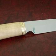 Нож средний с гравировкой, нож подарочный, нож с гравировкой фото