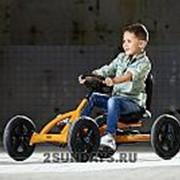 Детский веломобиль BERG Buddy B-Orange BFR фото