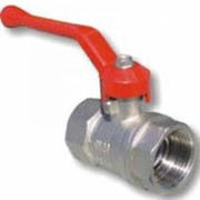 Кран шаровой FF full bore ball valve with lever handle фото