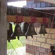 Развеска колоколов фото