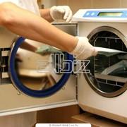 Оборудование для обработки и стерилизации фото