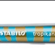 Ручка Stabilo tropikana BE WILD синяя 338 фото
