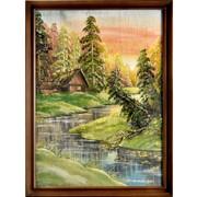 Картина Летний пейзаж фото