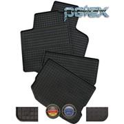 Ковер Резиновый Для Mazda 6 '07 Black, Petex фото