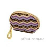 Косметичка текстиль 362 violet фото