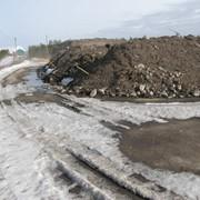 Очистка нефтезагрязнённого грунта, методом биологической очистки фото