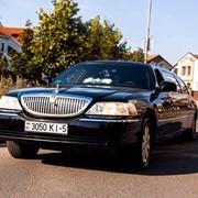 Прокат, аренда лимузинов Lincoln. фото