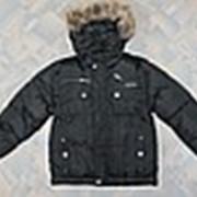 Куртка теплая на мальчика BLACKWOLF 6-14 лет фото