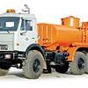 Автоцистерна АЦН-10 (564631-11) (шасси КАМАЗ-43118 6х6) фото