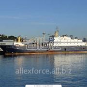 Импорт в Украину, Экспорт с Украины в Европу-Расстаможка груза в порту Измаил. Весь комплекс таможенно-брокерских услуг от ассоциированного члена АМЭУ фото