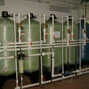 Модульная автоматическая установка водоподготовки «РосАква-Ф-6», - 6 м3/час. фото