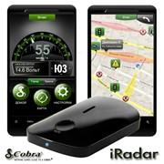 Радар-детектор Cobra iRadar 135 RU (совместим с смартфонами на андроид) фото