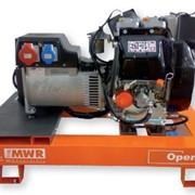 Электростанции дизельные MWR Fourgroup серии Open D фото