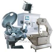Комплект оборудования для производства замороженных блинчиков с начинкой, производительность 500 кг/сутки фото