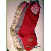 Носки женские махра, стрейчевые фото