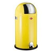 Мусорный контейнер Kickboy (40 л), лимон 177731-19 Wesco фото