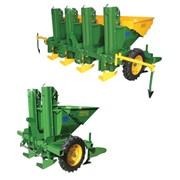 Картофелесажалки тракторные, картофелесажалка AKPDM-4 фото
