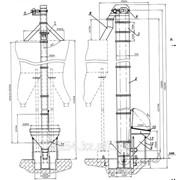 Элеватор ковшовый ленточный Л-250 фото