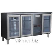 Холодильный стол Carboma BAR-360C фото
