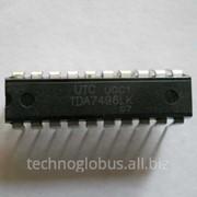 Микросхема TDA7496L DIP20 384 фото