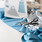 Индивидуальный пошив изделий из ткани фото