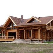 Добротные деревянные дома, уютные загородные коттеджи , срубы, бани, шале, финские домики, отельные комплексы,. фото