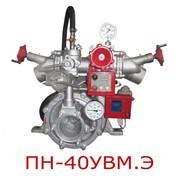 Пожарный насос типа ПН-40УВМ.Э фото