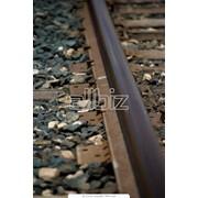 Рельсы крановые, Рельсы КР-70 фото